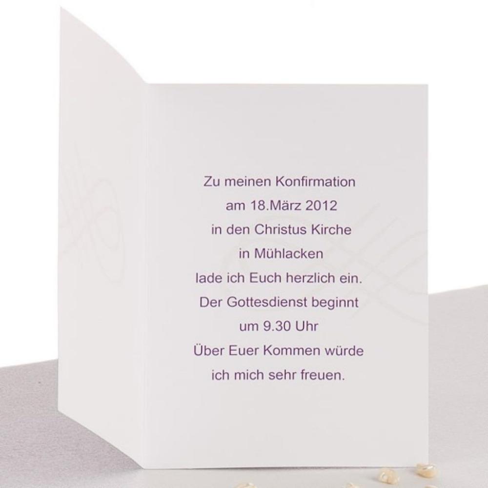 Einladungskarten Konfirmation Text Konfirmation Einladung Mit Text Text Fur E Einladung Hochzeit Text Einladung Goldene Hochzeit Einladungskarten Hochzeit Text