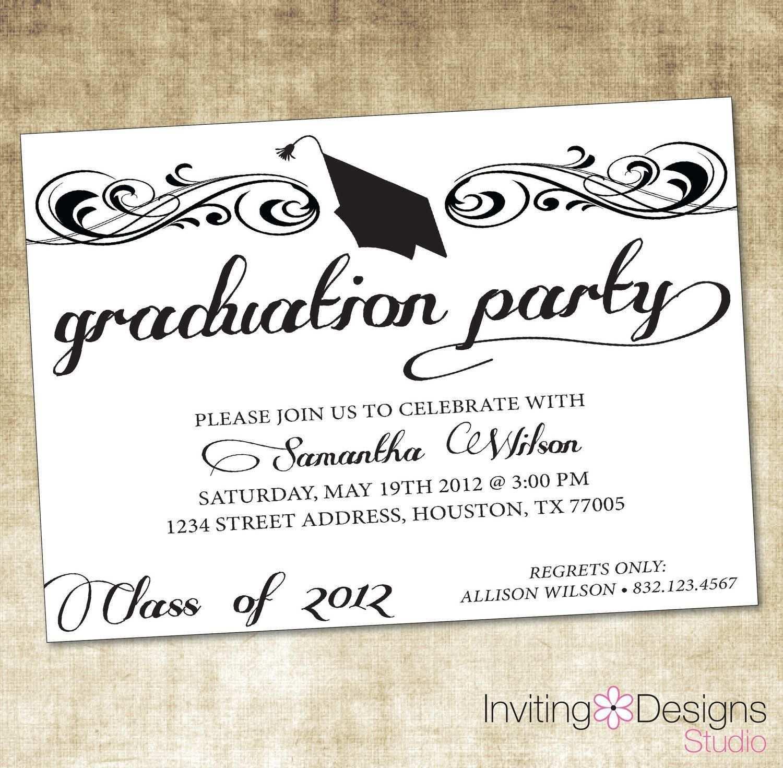 Einladungskarten Abschlussfeier Schule Geburtstagseinladungen Zum Ausdrucken Einladung Vorlage Kostenlos Abschlussparty