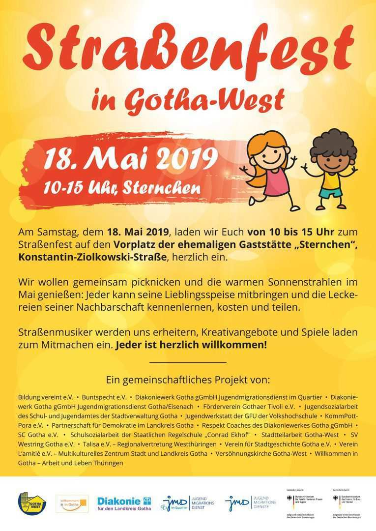 Tivoli Gotha Aktuelles