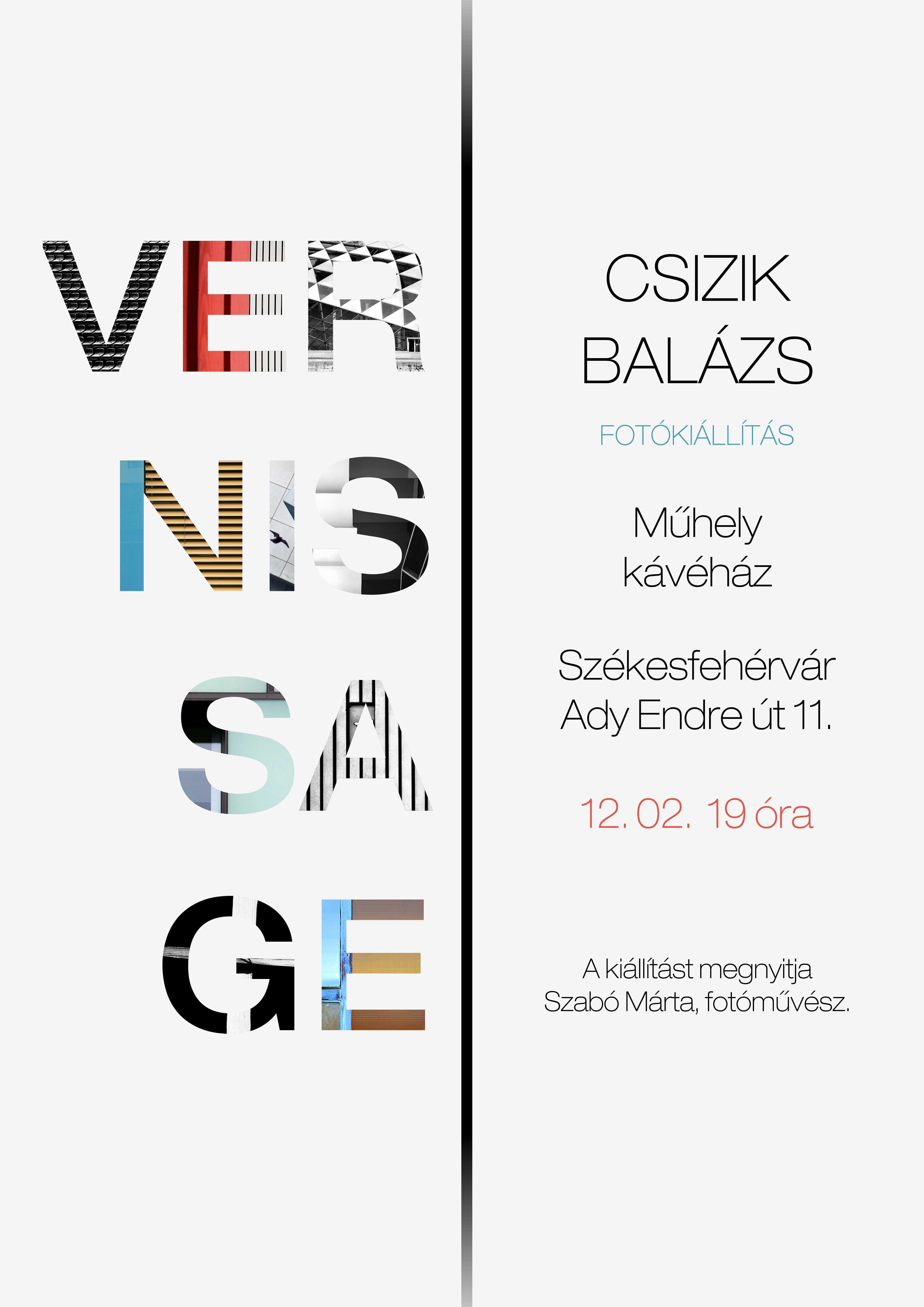 Vernissage Invitation Card Art Exhibition Exhibition Poster Invitation Design