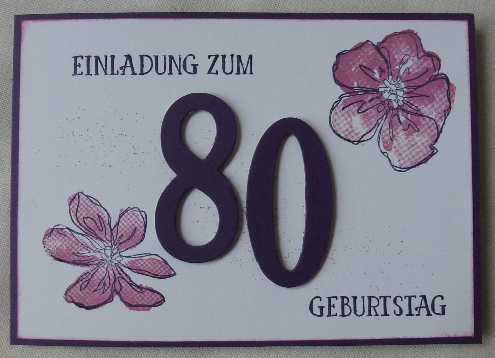 Einladung Zum Runden Geburtstag 80 Einladung 80 Geburtstag Selbst Drucken Einladung 80 Geburtstag Einladungskarten Kostenlos Einladungskarten 80 Geburtstag