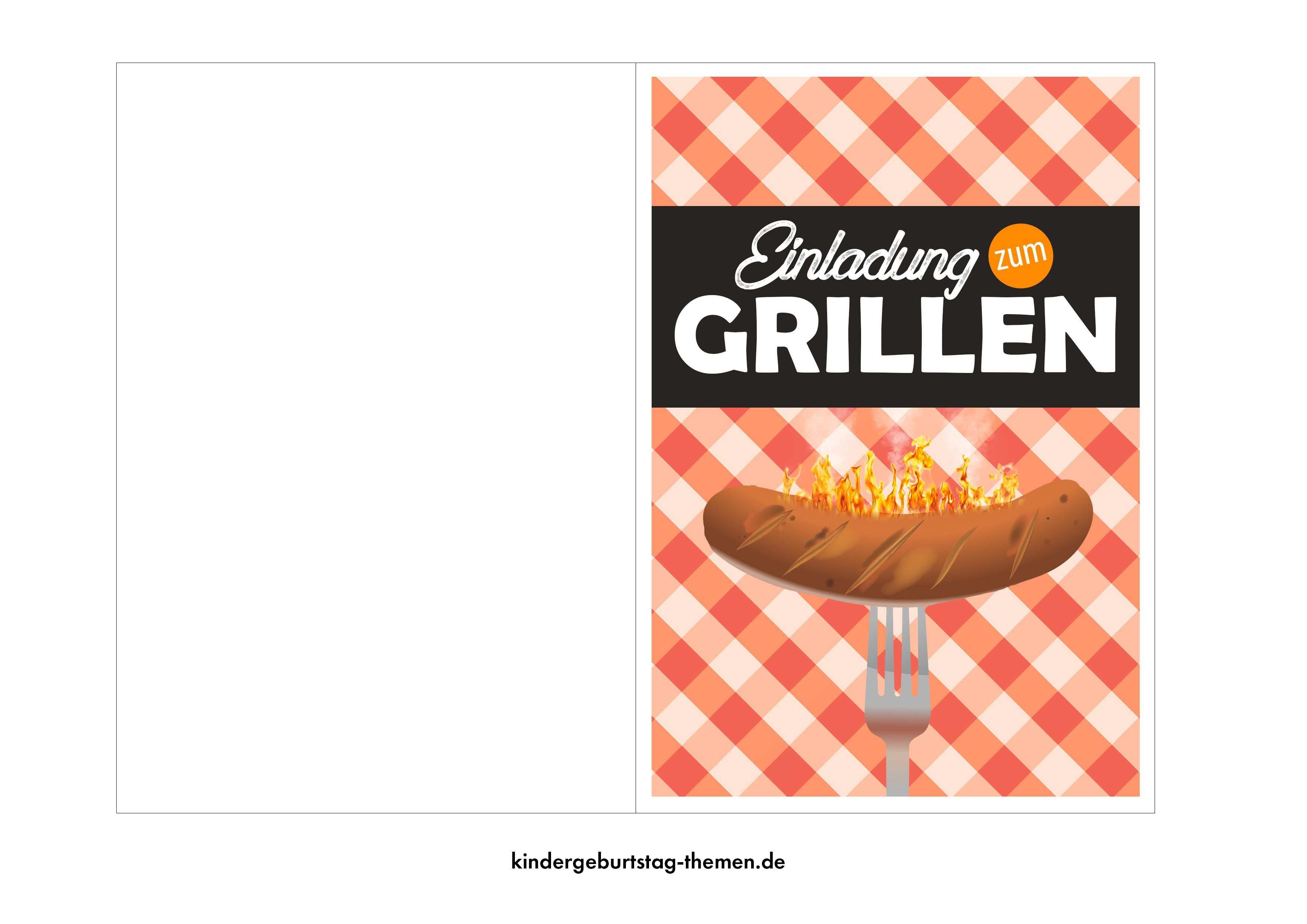 Einladung Zum Grillen Basteln Vorlagen Fur Beste Bbq Party Einladungen Bbq Party Einladung Geburtstag