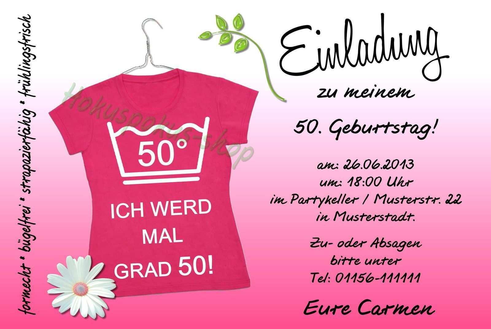 Einladungskarten Zum Geburtstag Einladungskarten Zum Geburtstag Selber Drucke Einladung Geburtstag Text Einladung 50 Geburtstag Geburtstag Einladung Vorlage