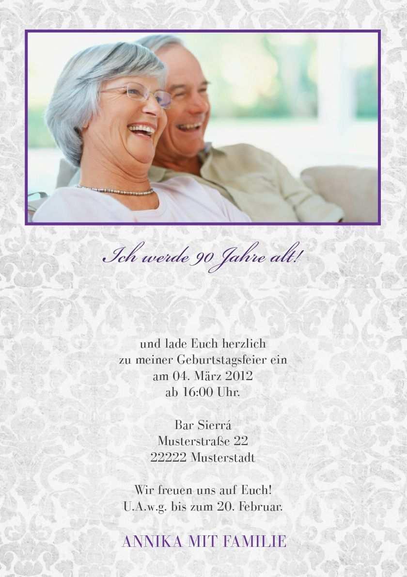 Einladungskarten Geburtstag Einladungskarten 90 Geburtstag Einladung Zum G Geburtstag Einladung Vorlage Einladung Geburtstag Einladungen Zum 90 Geburtstag