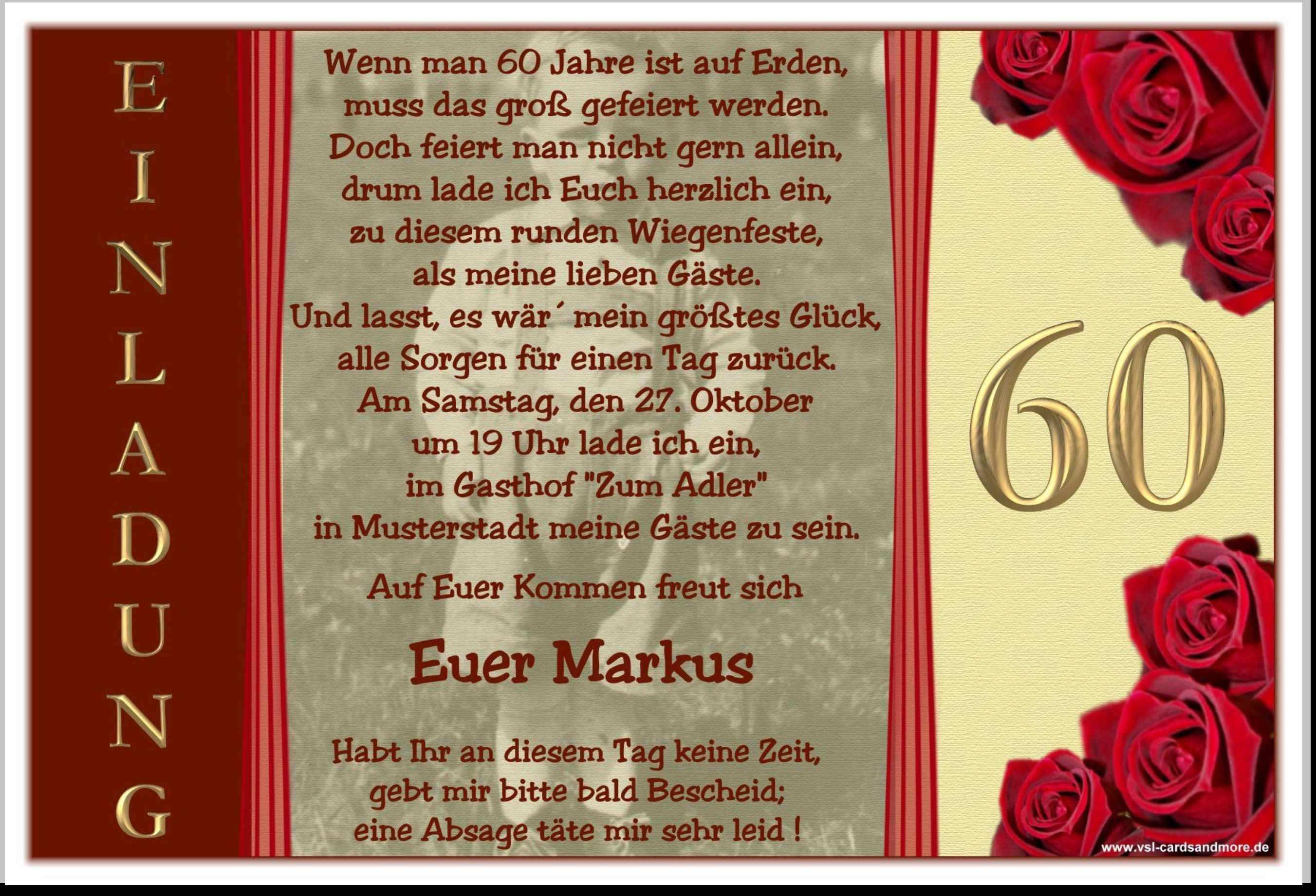 Einladungskarten 60 Geburtstag Vorlagen 60 Geburtstagseinladung Wurde Das Ganze So Einladung 60 Geburtstag Einladung Geburtstag Einladungskarten Geburtstag