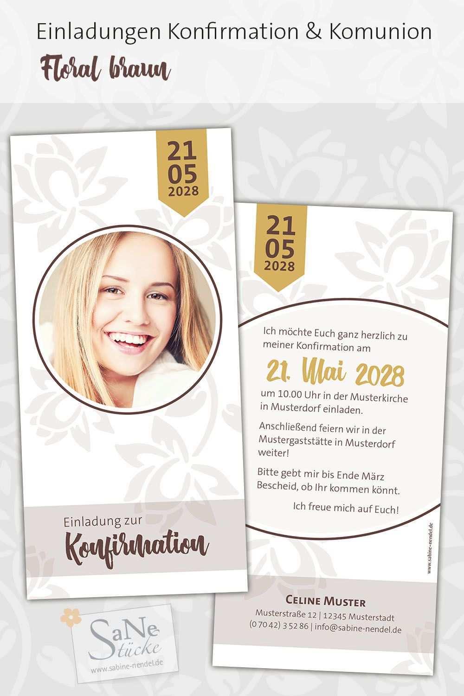 Pin Von Tine Vanggaard Auf Konfirmation Kommunion Einladungskarten Konfirmation Konfirmationseinladungen Einladung Konfirmation