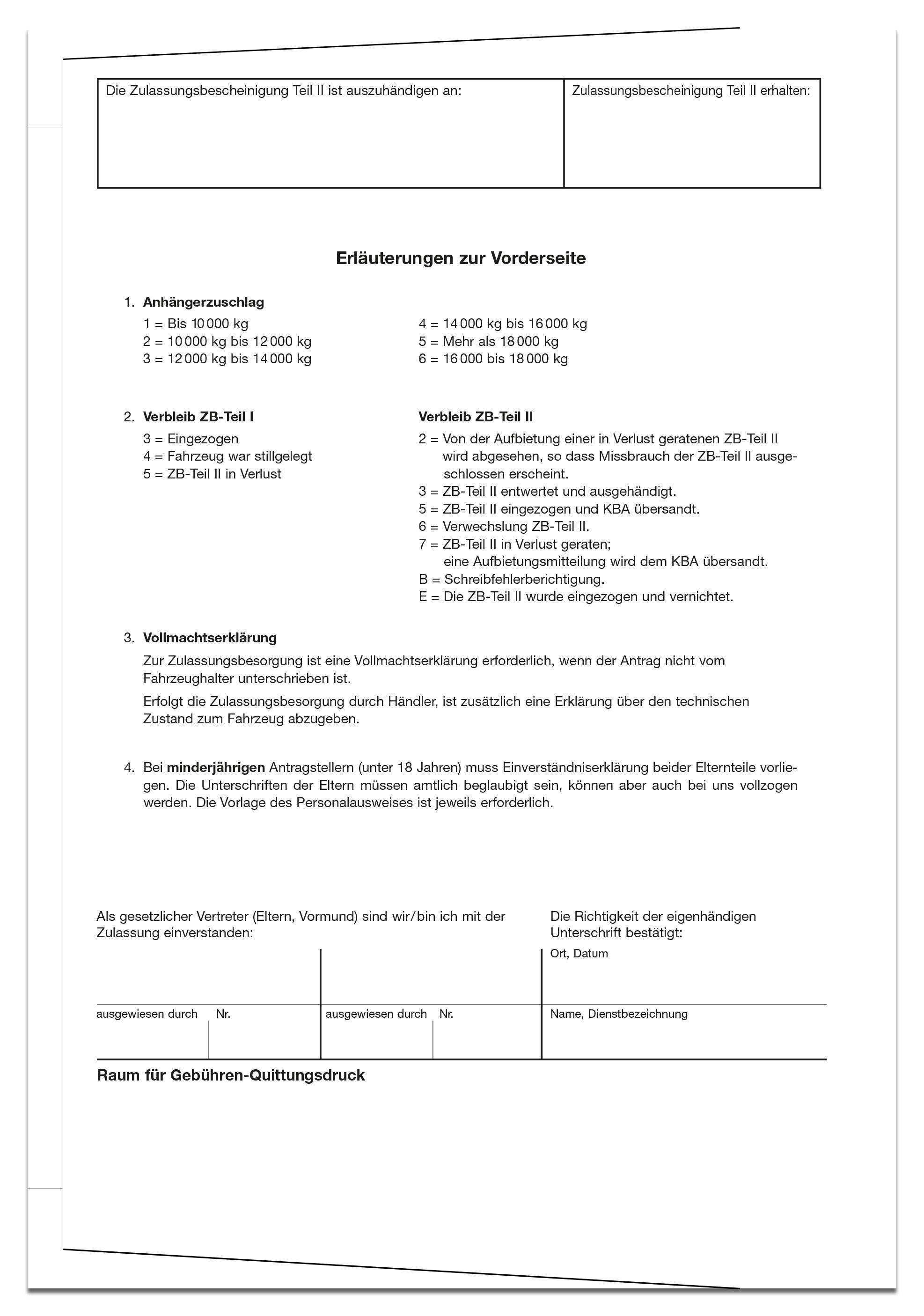 Archivhulle Zulassungstasche Grosser A5 80 G Cb Weiss Blanko Junglingshop