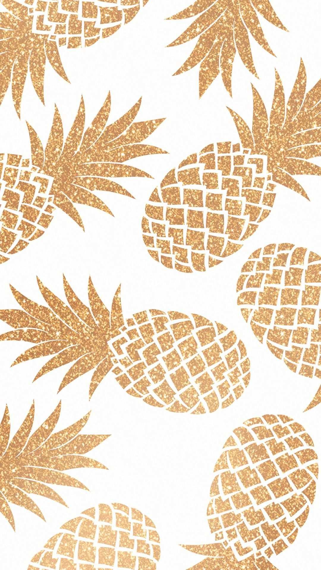 Wallpapers Iphone Iphonewallpapers Pineapple Wallpaper August Wallpaper Pattern Wallpaper