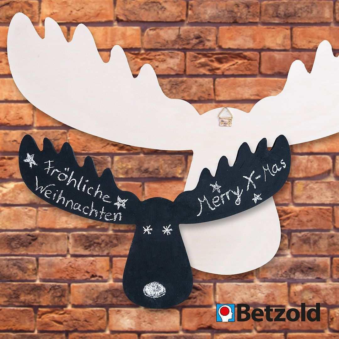 Elch Geweih 54 Cm Weihnachten Basteln Weihnachten Wunderschone Weihnachtsdeko