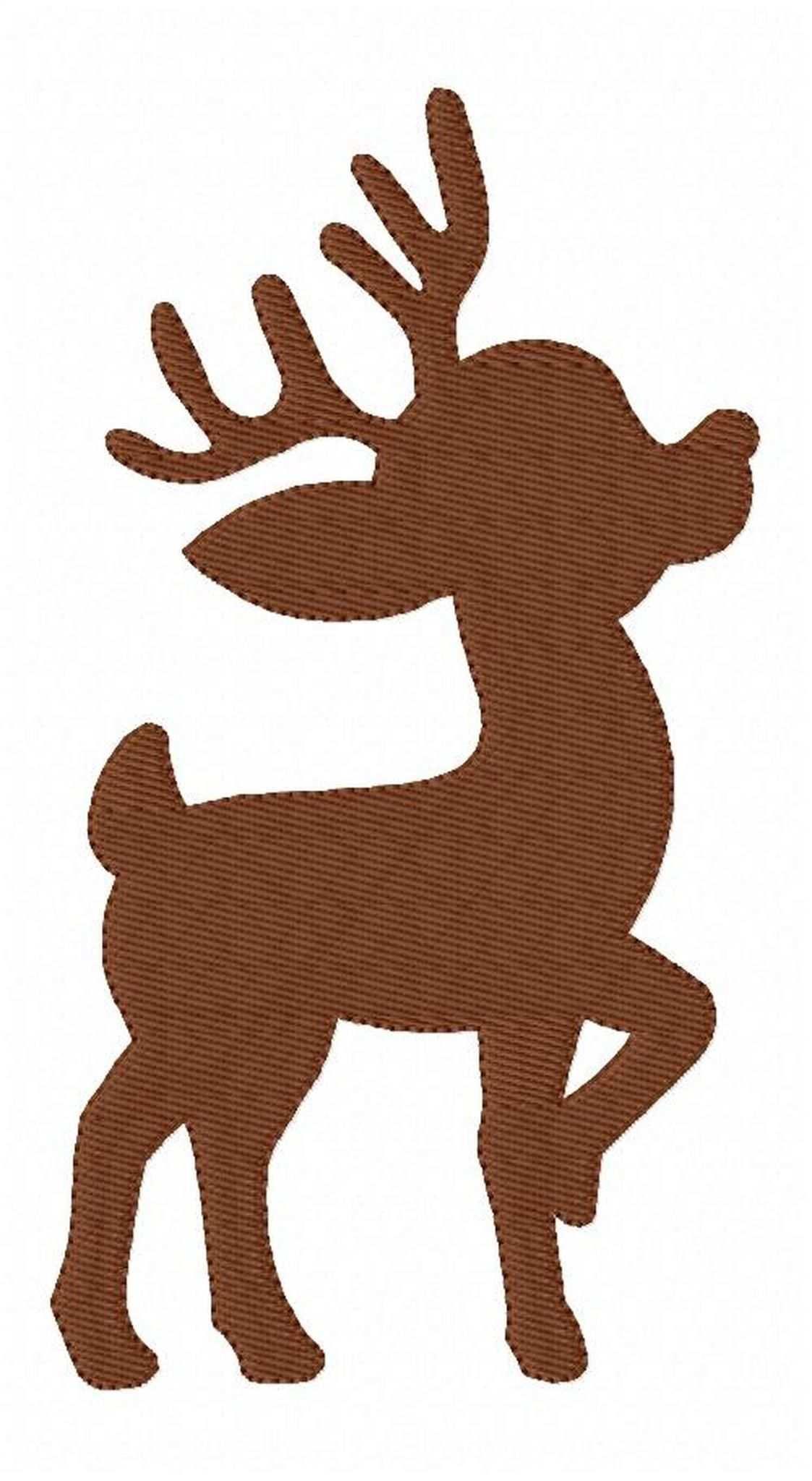 Best 12 Reindeer 1757 Joyful Stitches Skillofking Com Weihnachten Basteln Tonkarton Bastelarbeiten Weihnachten Holz Basteln Weihnachten