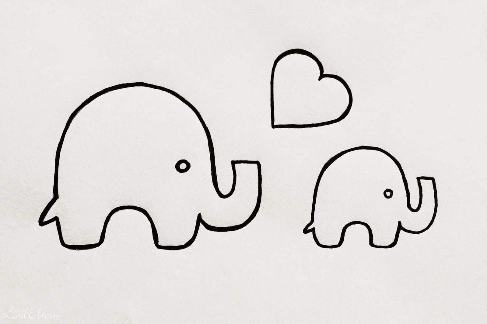 Stadtlandeltern Diy Windeltorte Elefanten Geburtsgeschenk Vorlage Geschenke Zur Geburt Geschenk Fur Baby Madchen Taufkerze Basteln