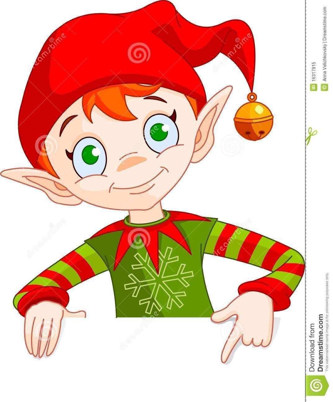 Christmas Elf Invite Place Card 16317915 Jpg 1075 1300 Weihnachtself Weihnachten Zeichen Elf Clipart