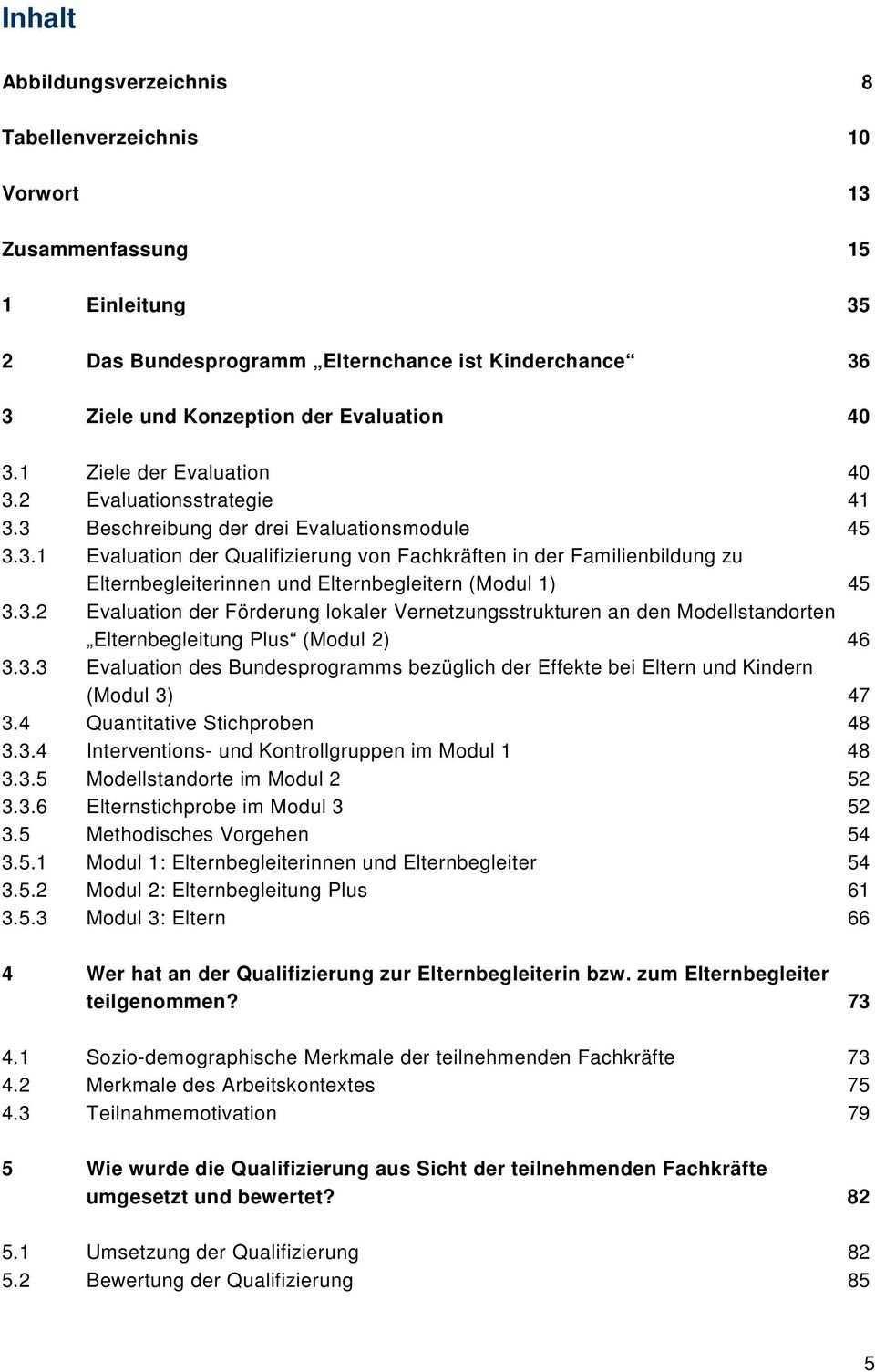 Evaluation Des Bundesprogramms Elternchance Ist Kinderchance Elternbegleitung Der Bildungsverlaufe Pdf Kostenfreier Download