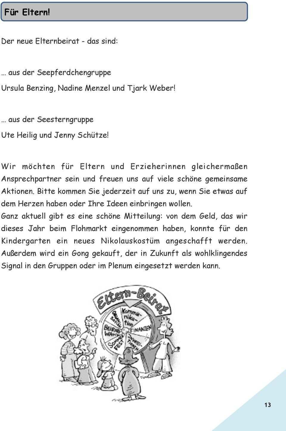 Nikolauspost Elternzeitung Pdf Kostenfreier Download