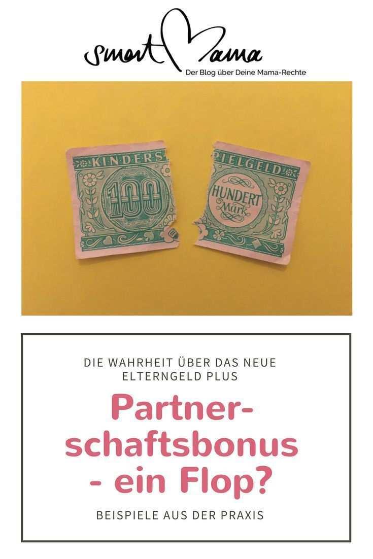 Elterngeld Warum Der Partnerschaftsbonus Fur Viele Eltern Ein Flop Ist Elterngeld Elternzeit Geld Elterngeld Plus