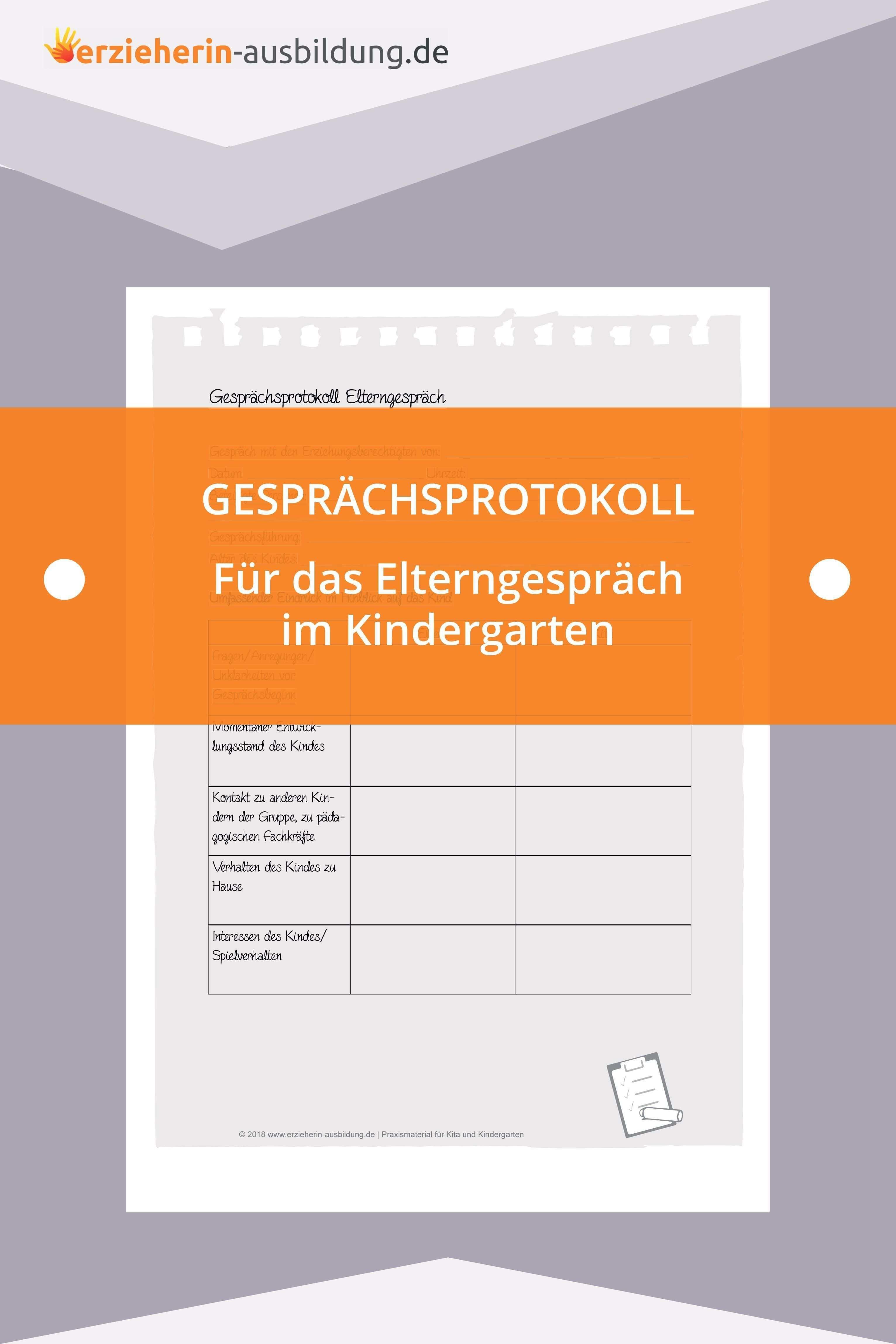 Elterngesprache Im Kindergarten Und In Der Kita So Funktioniert Es In 2020 Elterngesprach Kindergarten Erzieherausbildung