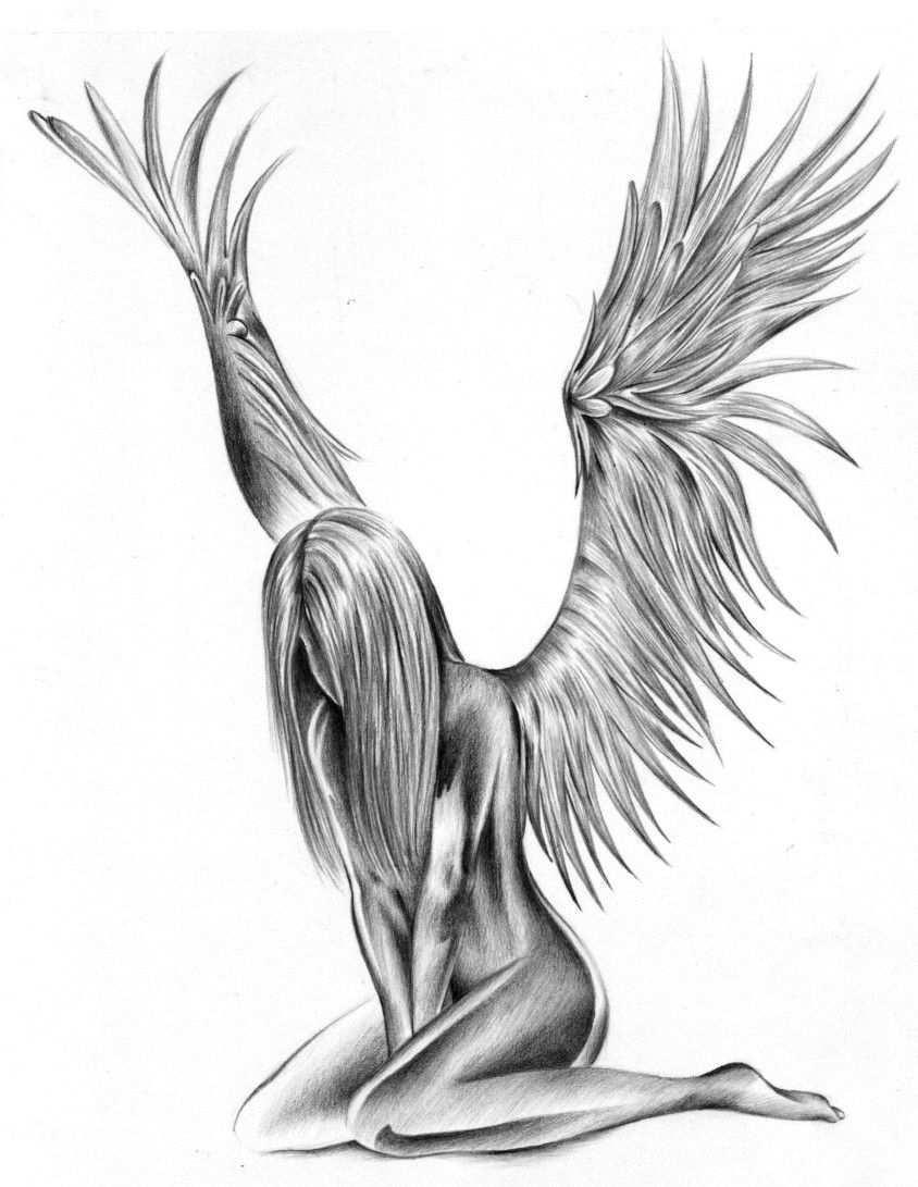 Die 25 Besten Engel Tattoos Die Ihnen Flugel Geben Tattoos Zenideen Engel Tattoo Engelstattoo Design Engel Tattoo Vorlagen