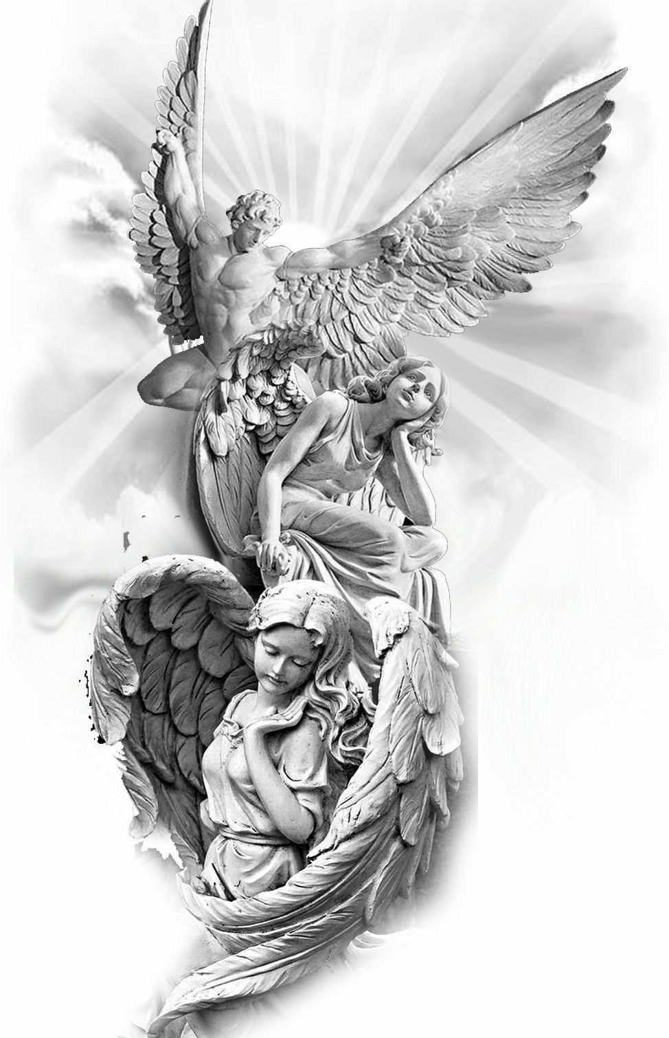Pin Von Humberto Mares Auf Angels In 2020 Engel Tattoo Vorlagen Engel Tattoo Manner Unterarm Tattoo Vorlagen
