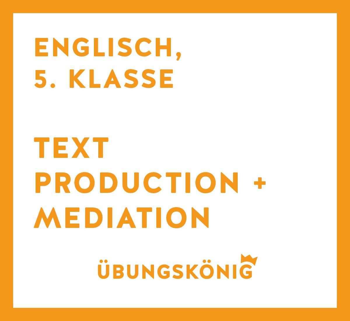 Kostenlose Arbeitsblatter Und Audiodateien Zum Thema Text Production Und Mediation Im Englisch Unterricht In Der 5 Englisch Englisch Arbeitsblatter Realschule