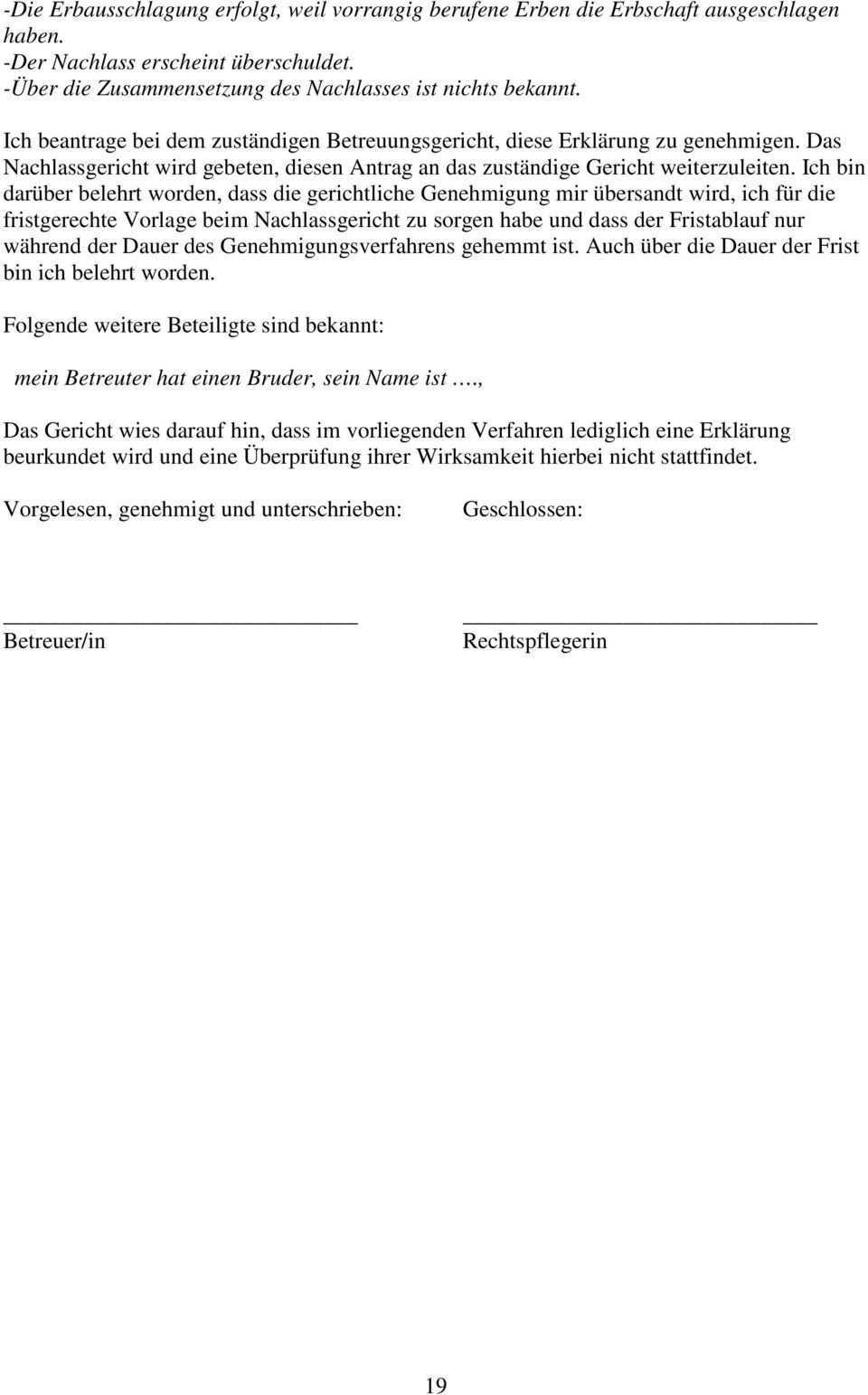 Aufgaben Des Nachlassgerichts Pdf Free Download