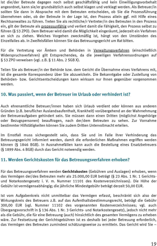 Arbeitshilfen Fur Ehrenamtliche Betreuer Innen Pdf Free Download