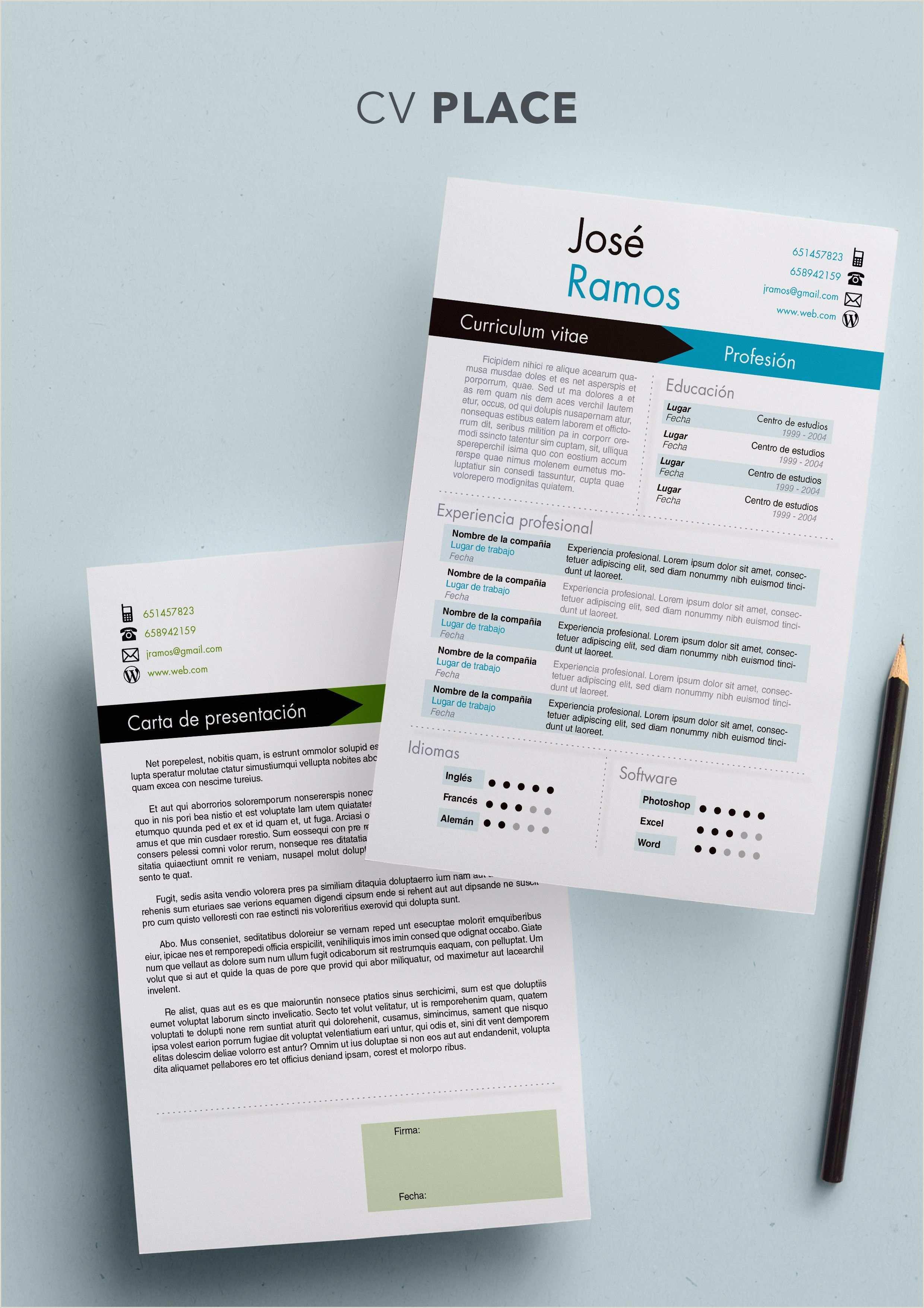 Descargar Hoja De Vida Formato Unico Gratis In 2020 Curriculum Vitae Examples Cover Letter For Resume Curriculum Vitae