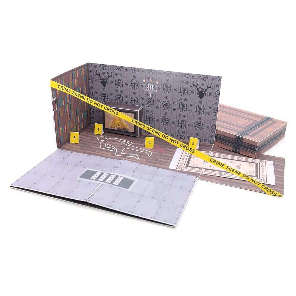Do It Yourself Escape Room Geschenkbox Als Gutschein Mini Presents Blog Papiergeschenke Geschenke Gutschein Basteln