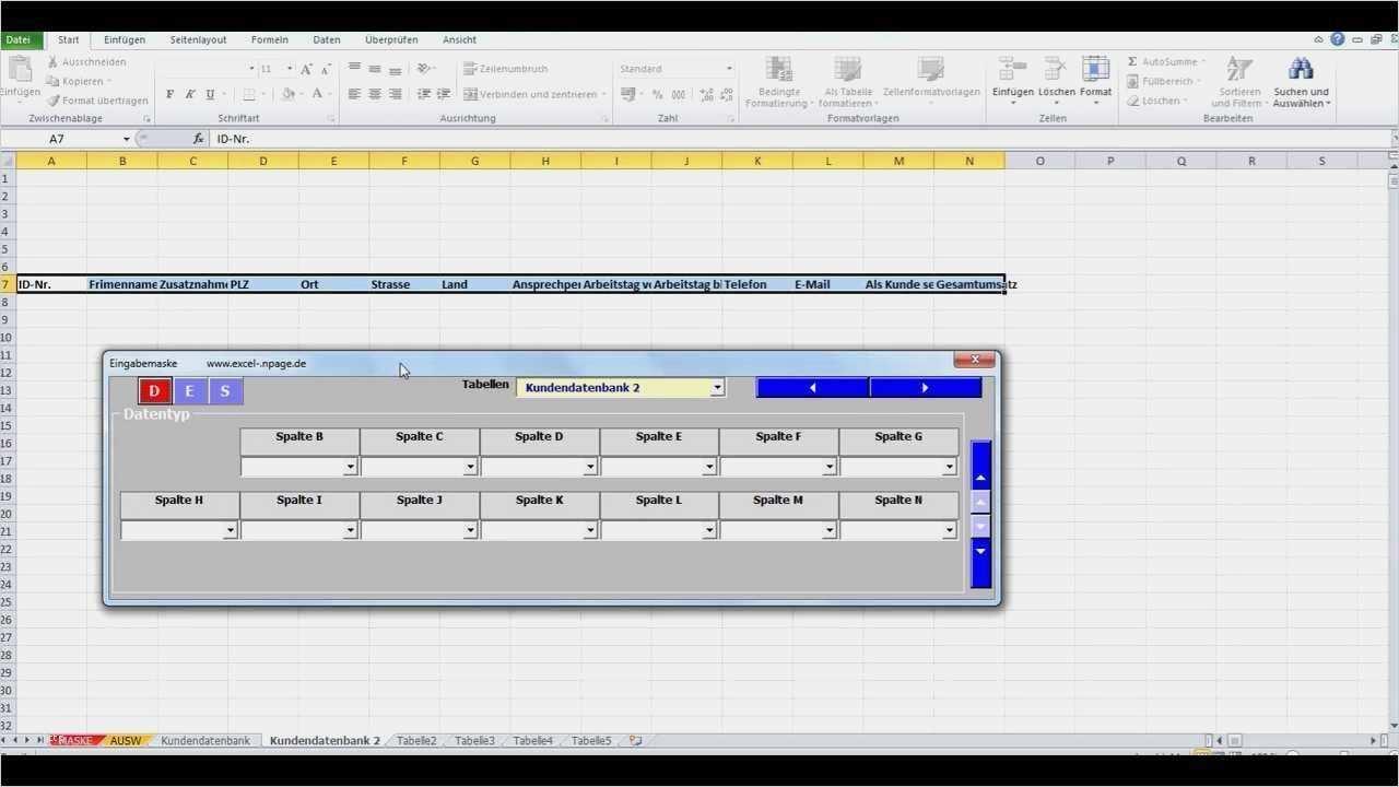 30 Schonste Excel Eingabemaske Vorlage Bilder Vorlagen Anschreiben Vorlage Excel Vorlage