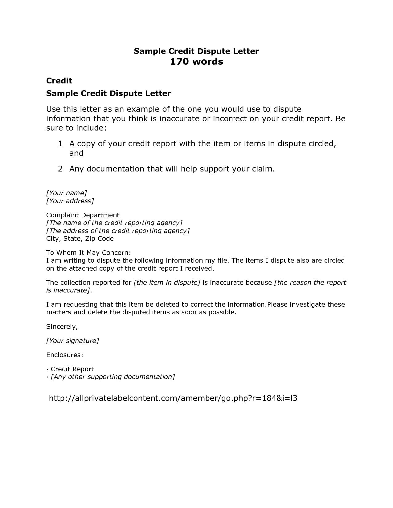 Credit Card Dispute Letter Sample Credit Repair Secrets Exposed Here Credit Dispute Credit Repair Letters Credit Repair