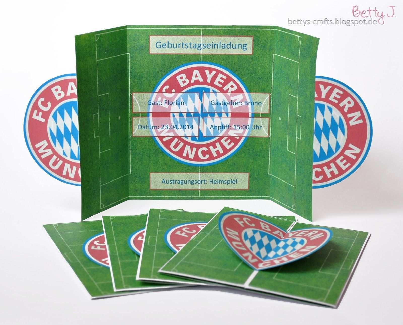 Bayern Munchen Geburtstagseinladung Animierte Geburtstagskarten Geburtstagskarte Geburtstagseinladungen