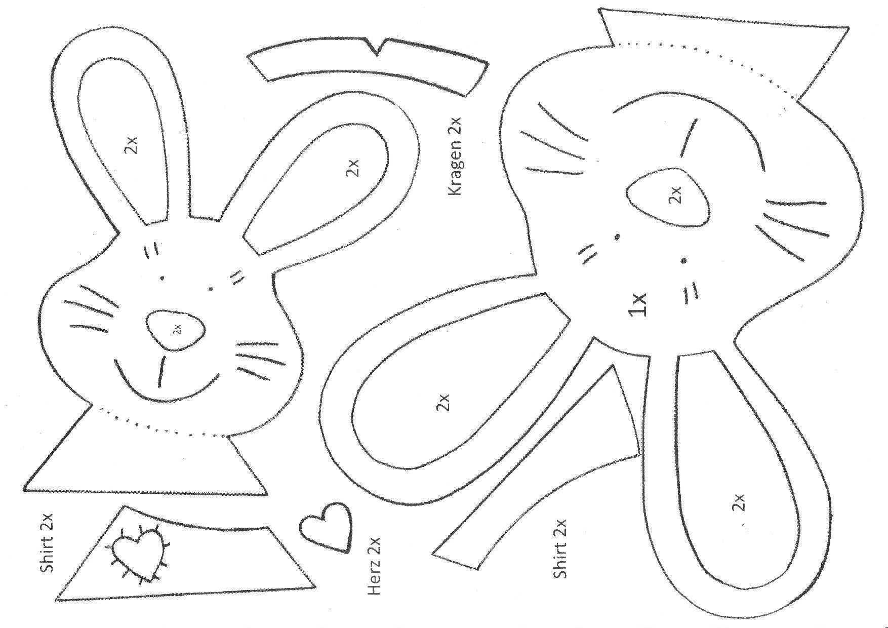 Basteln Zu Ostern Mit Dem Wohnbereichsmaskottchen Meine Erlebnisse Fur Fenste Osterhasen Bilder Zum Ausmalen Fensterbilder Vorlagen Osterhasen Basteln Kinder