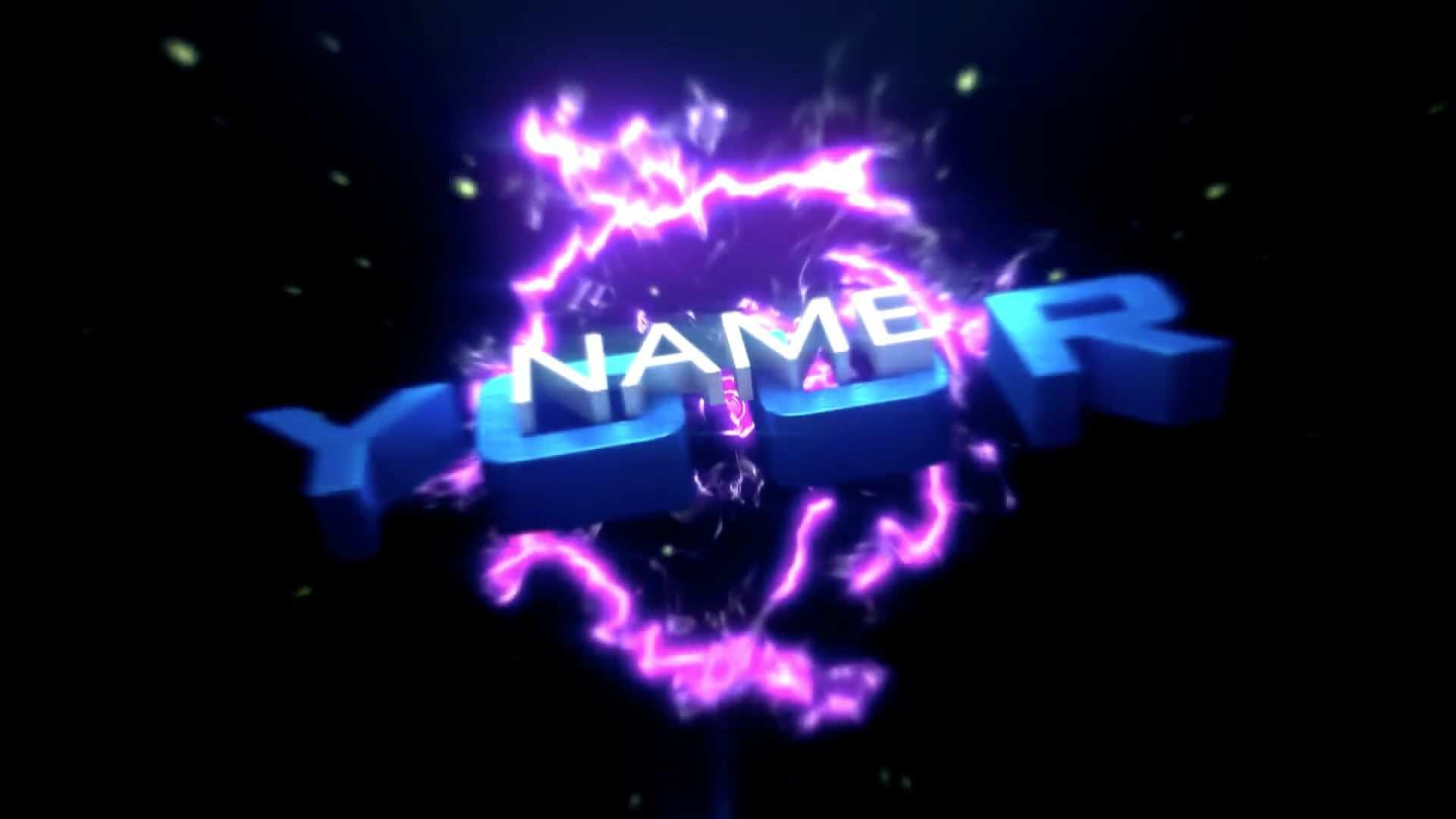 Top 10 Free Intro Templates Sony Vegas After Effects Cinema 4d Youtube Banners Intro Youtube Intro