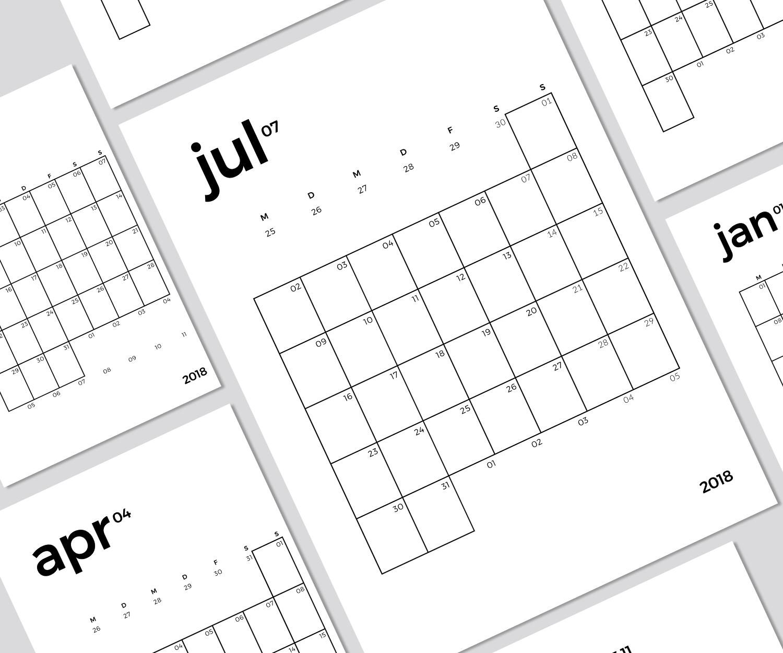 Druckvorlage Monatsplaner Bam 1m 1s Knopfkatz Diy Blog Kalender Klimbim Shop Kalender Zum Ausdrucken Filofax Kalender Kalender Vorlagen