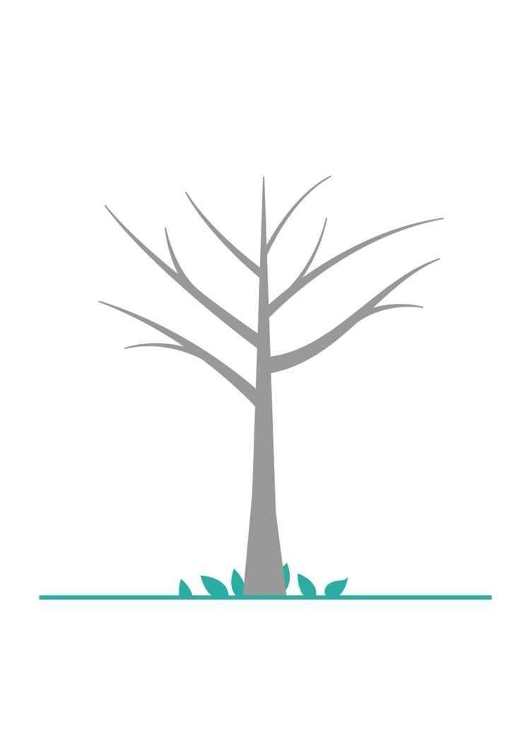 Fingerabdruck Baum Vorlage Andere Motive Kostenlos Zum Ausdrucken Baum Vorlage Fingerabdruck Baum Und Ausdrucken