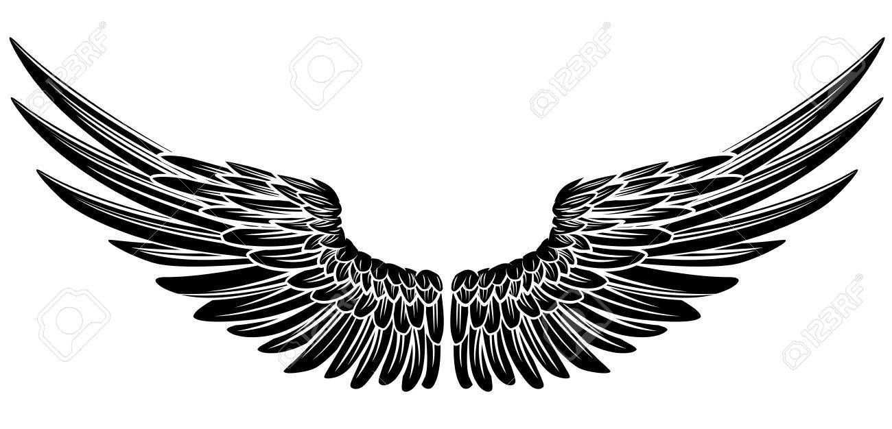 Eagle Bird Or Angel Wings Affiliate Bird Eagle Wings Angel Tattoos Flugel Tattoo Vorlagen Mannliche Tattoos