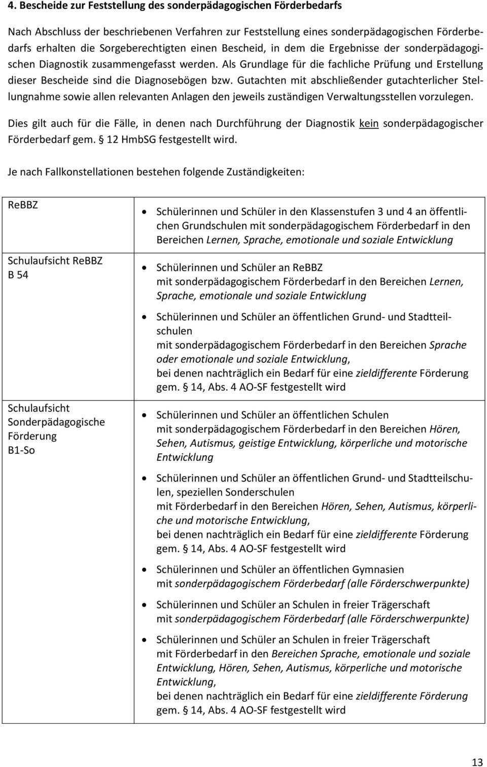 Handreichung Inklusive Bildung Und Sonderpadagogische Forderung 1 Baustein Diagnostik Und Forderplanung Impressum Herausgeber Pdf Kostenfreier Download