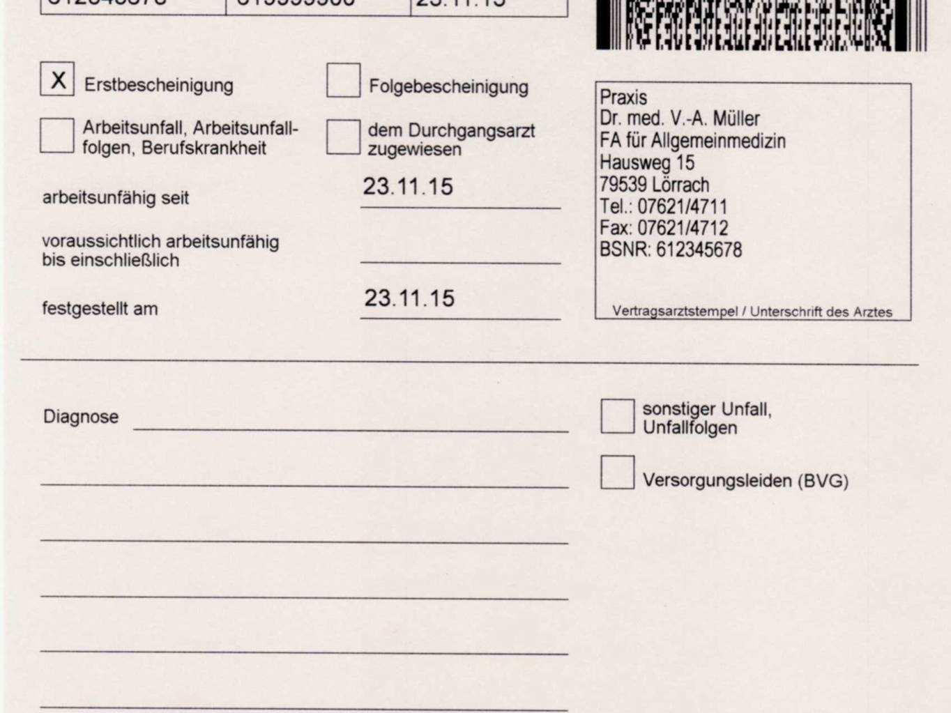 Blankoformulardruck Wenger Deutschland Gmbh