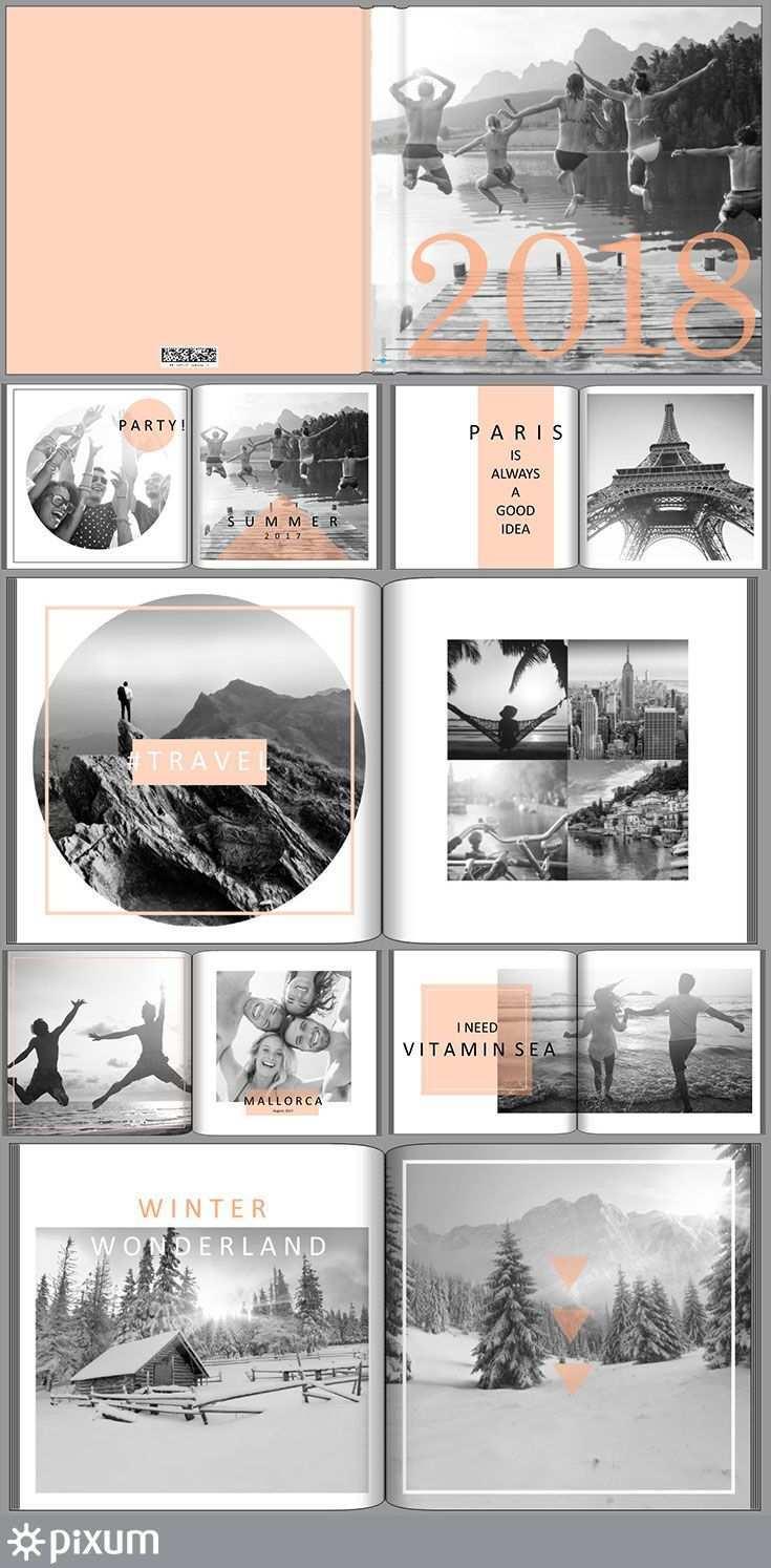 Sammel Deine Schonsten Erinnerungen Des Jahres In Deinem Pixum Fotobuch Unsere Stylische Vorlage Lasst Deine Fotobuch Pixum Fotobuch Fotoalbum Gestalten Ideen