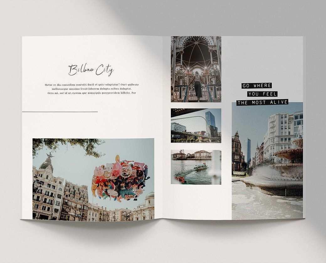 Fotobuch Vorlage Wanderlust Thelovelypeony Fotobuch Buch Design Fotobuch Gestalten