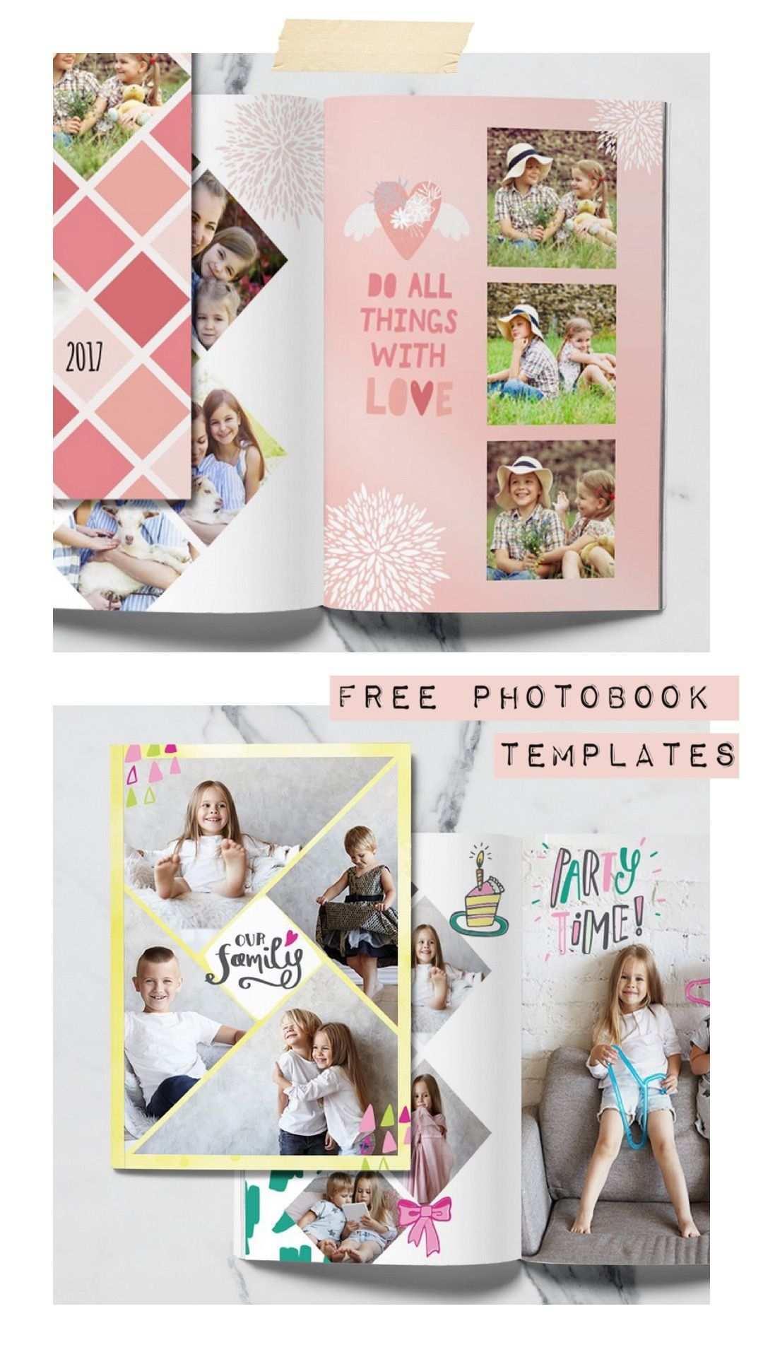 Fotobuch Fur Die Ganze Familie Neue Layouts Fotobuch Gestalten Fotobuch Erstellen Fotobuch