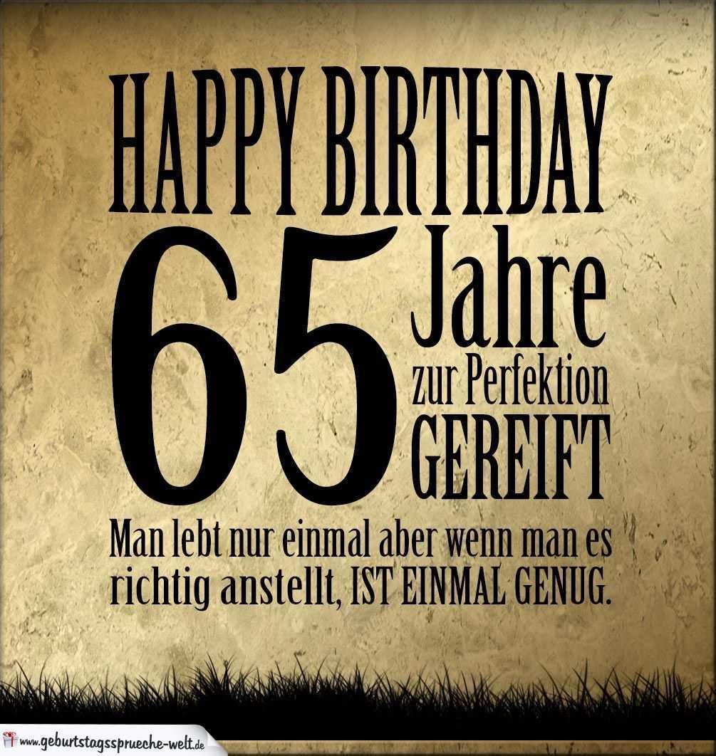 65 Geburtstag Retro Geburtstagskarte Geburtstagsspruche Welt Geburtstagsspruche Geburtstag Wunsche Geburtstagskarte