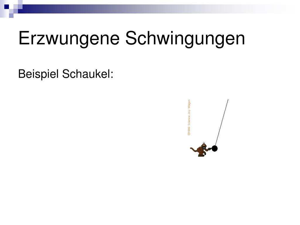 Ppt Schwingungen Und Wellen Powerpoint Presentation Free Download Id 3930661