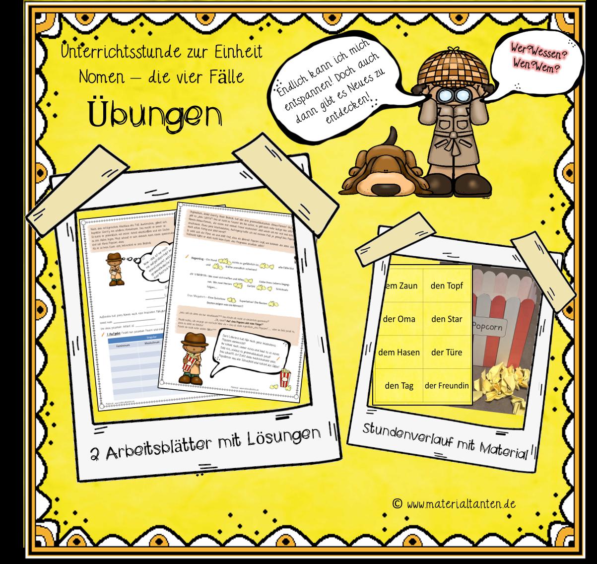 Pin Auf Deutschunterricht