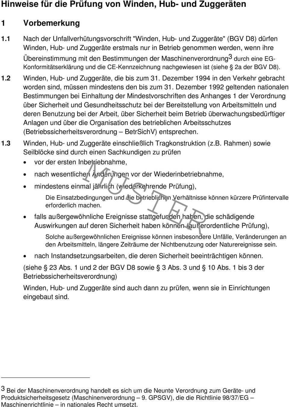 Muster Hersteller Baujahr Typ Fabrik Nr Bezeichnung Des Gerates Zusatzbaugruppen Serien Nr Inventar Nr Pdf Kostenfreier Download