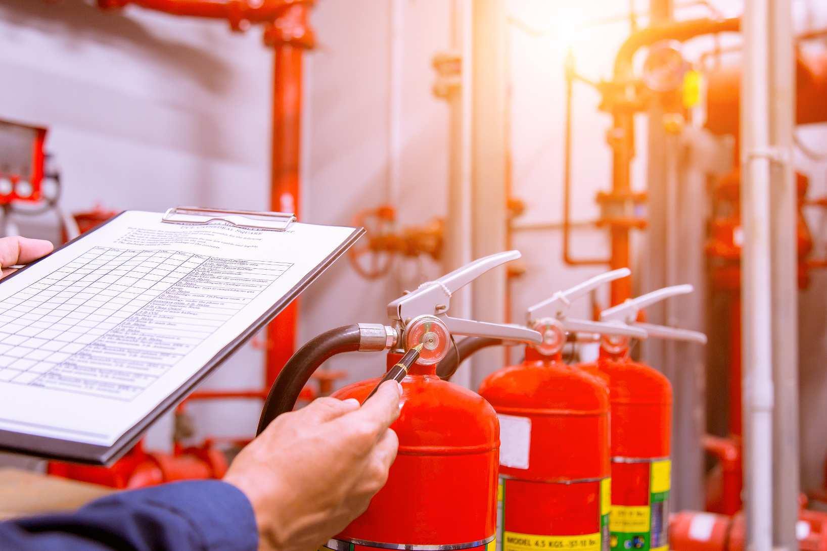 Gefahrdungsbeurteilung Brandschutz Nach Trgs 800 Und Asr A2 2 Weka