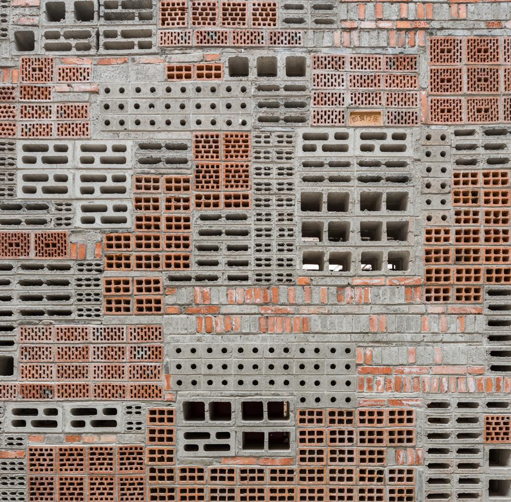 Neue Regel Fish Market Shanghai Linehouse Design 2015 Brick Architecture Brick Design Brickwork
