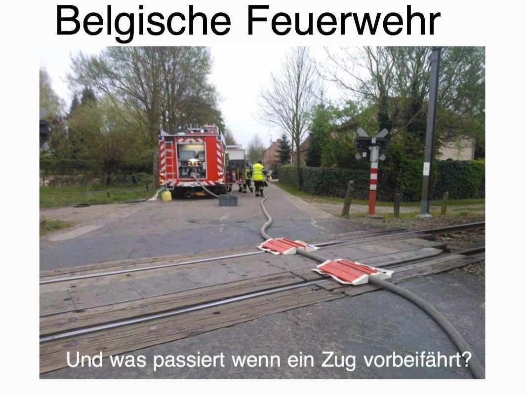 Belgische Feuerwehr In 2020 Feuerwehr Zug