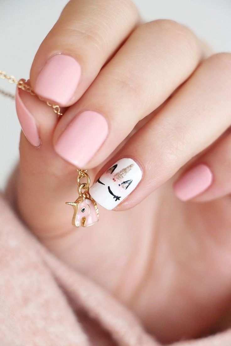 Beauty Nails Nageldesign Zum Selbermachen Nagellack Gelnagel Nageldesign Beauty Gelnagel Nail Art For Kids Unicorn Nails Designs Kids Nail Designs