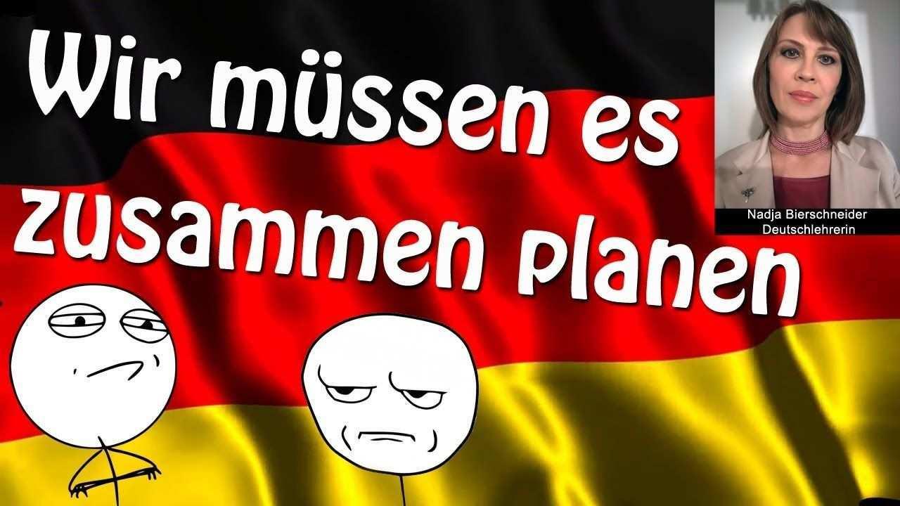 Dialog B1 Abschiedsfest Youtube Deutschlehrer Mundliche Prufung Deutsch Lernen
