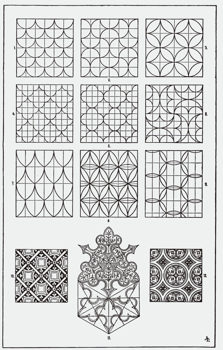 File Orna006 Flachmustermotive Png Wikimedia Commons Zentangle Patterns Graph Paper Art Doodle Patterns